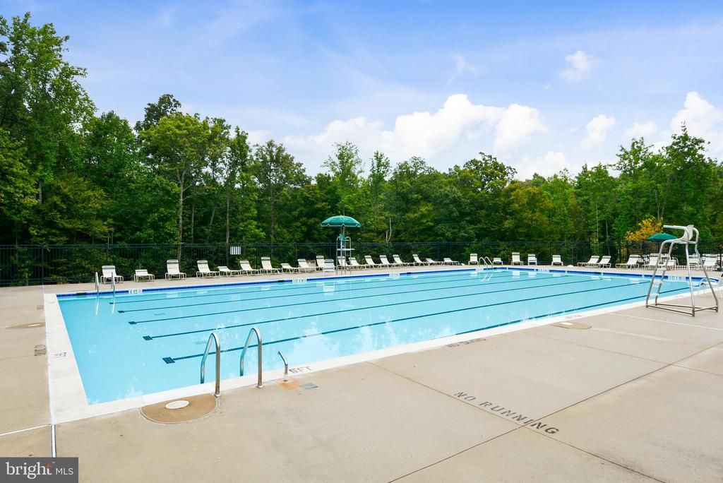 Amenity-River Falls Pool - 4785 GRAND MASTERS WAY, WOODBRIDGE