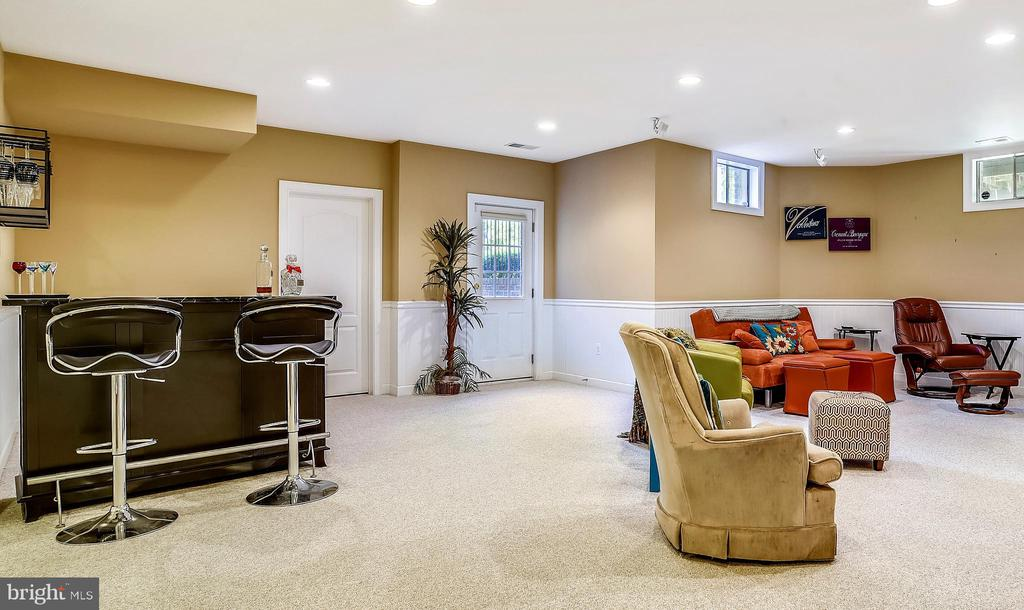 Lower Level-Recreation Room - 4785 GRAND MASTERS WAY, WOODBRIDGE