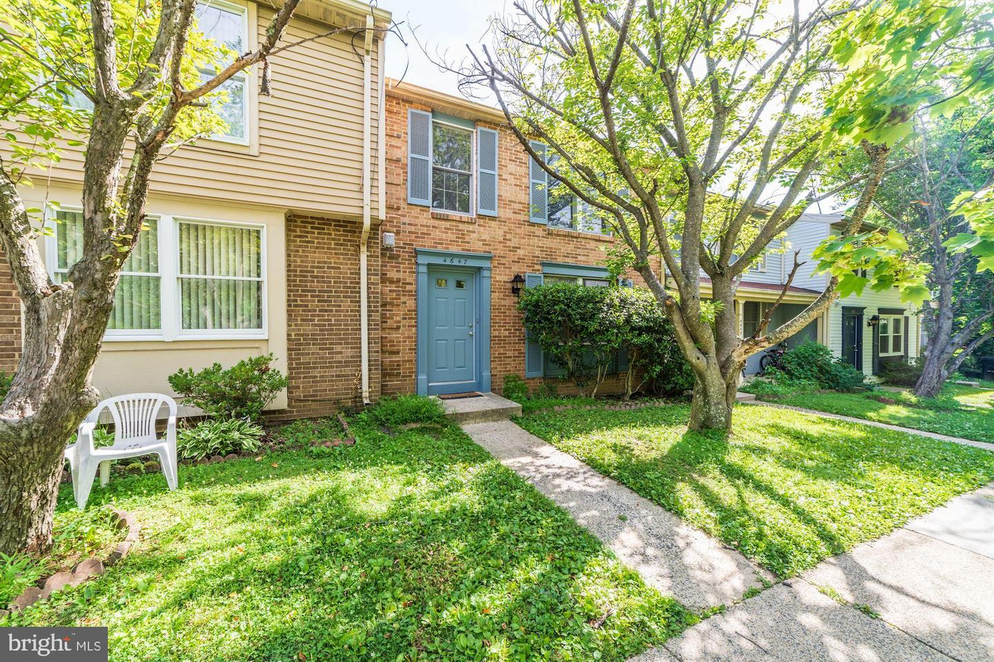 Photo of 4647 BRENTLEIGH CT, ANNANDALE, VA 22003