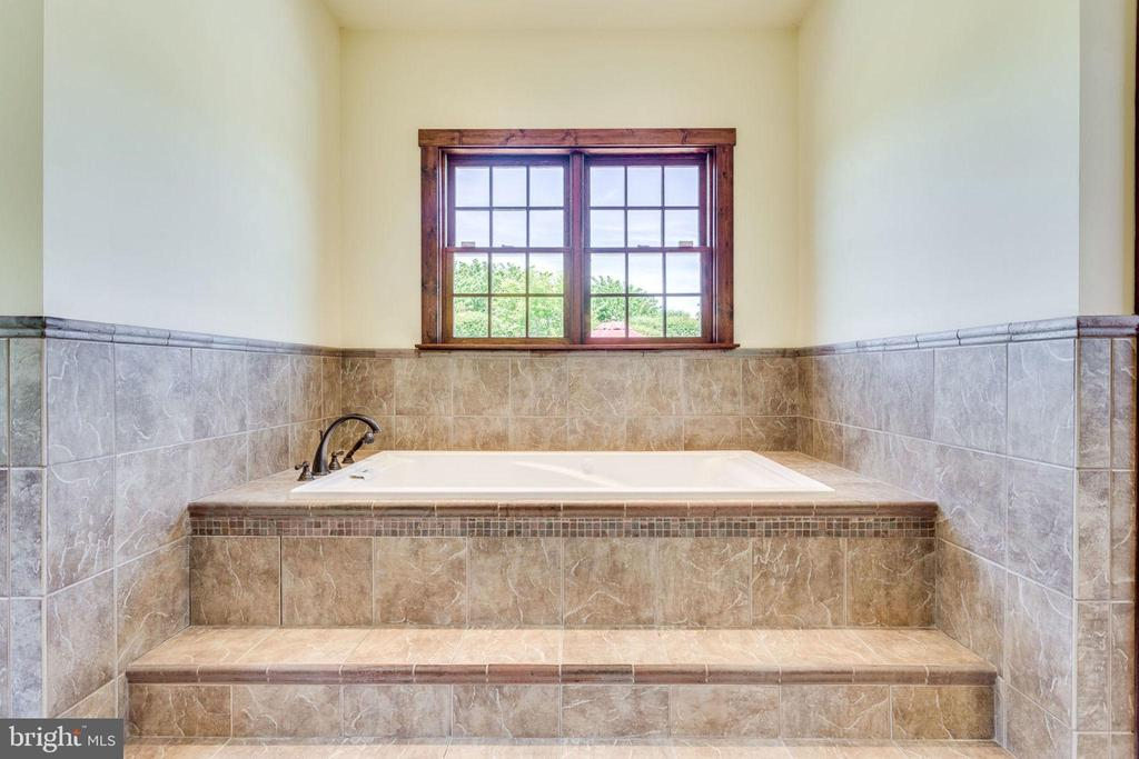 Imagine soaking in this space after a long day - 15718 OLD WATERFORD RD, PAEONIAN SPRINGS