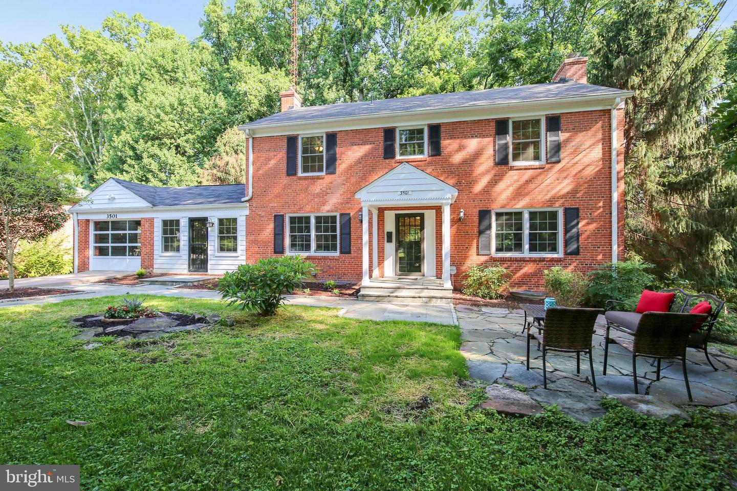 3501 GLENMOOR DRIVE, CHEVY CHASE, Maryland