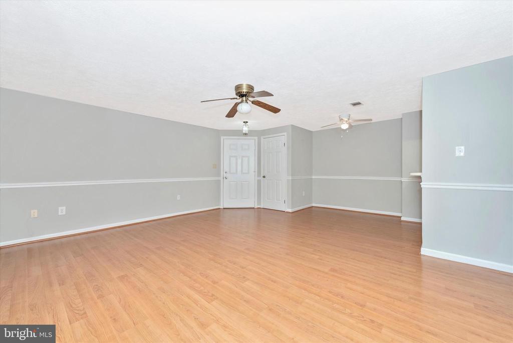 Open Floor Plan - 809-D STRATFORD WAY #1400D, FREDERICK