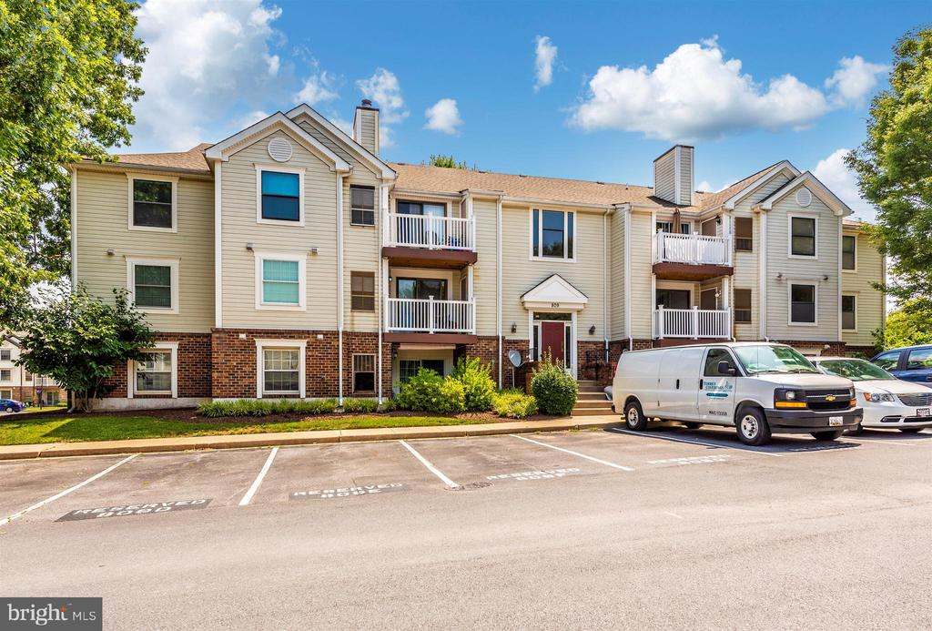 Welcome to 809 Stratford Way Unit D - 809-D STRATFORD WAY #1400D, FREDERICK