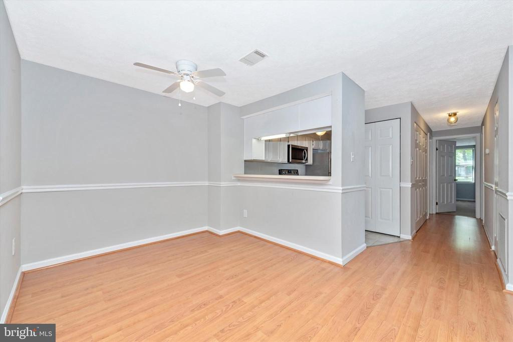 Dining Area - 809-D STRATFORD WAY #1400D, FREDERICK