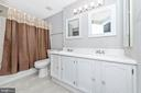 Bathroom - 809-D STRATFORD WAY #1400D, FREDERICK