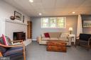Lower Level Living Room View - 20438 WHITE OAK DR, STERLING