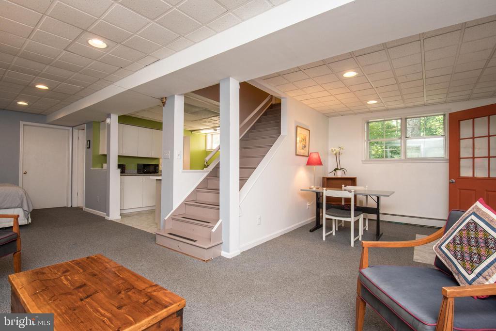 Lower Level interior - 20438 WHITE OAK DR, STERLING