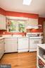Kitchen View - 20438 WHITE OAK DR, STERLING