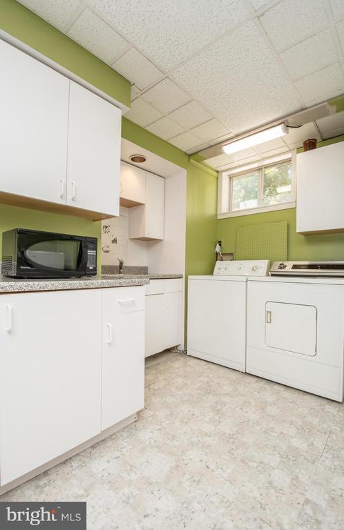 Lower Level Kitchen - 20438 WHITE OAK DR, STERLING