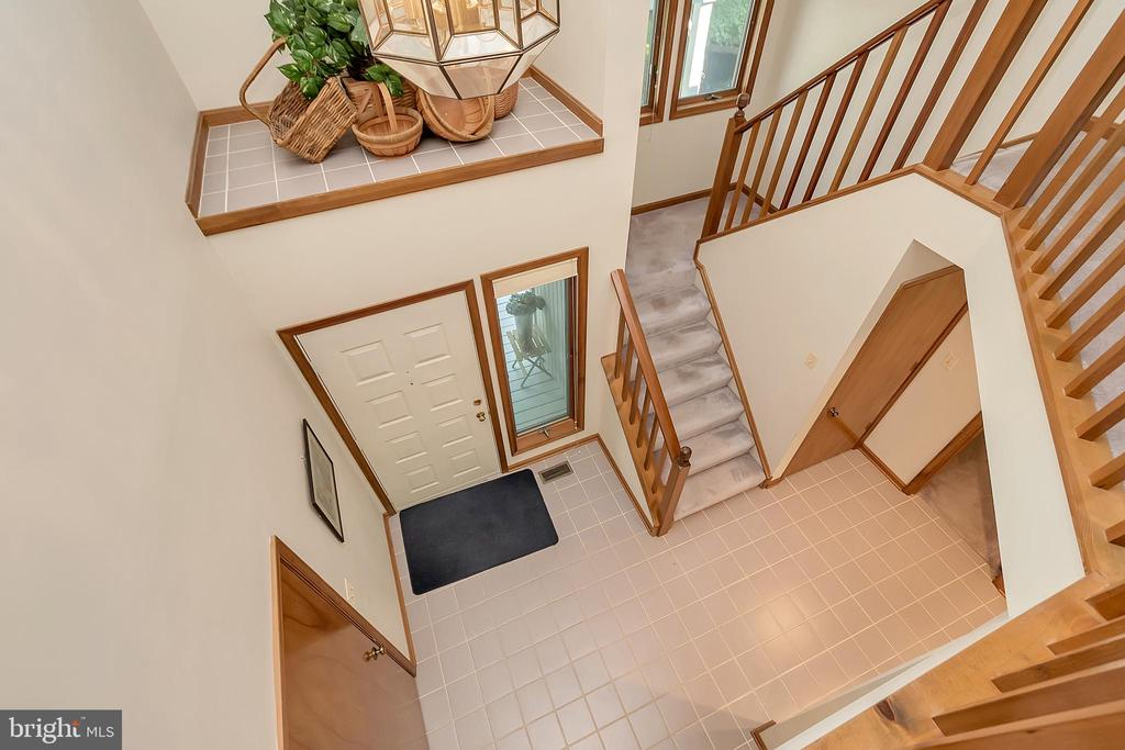 Upper Level Cat walk - 10902 LAKEN WOODS DR, BUMPASS