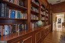Library/Office - 9333 BELLE TERRE WAY, POTOMAC
