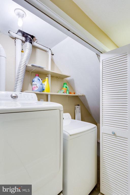 LAUNDRY ROOM - 7452 RIDGE OAK CT, SPRINGFIELD