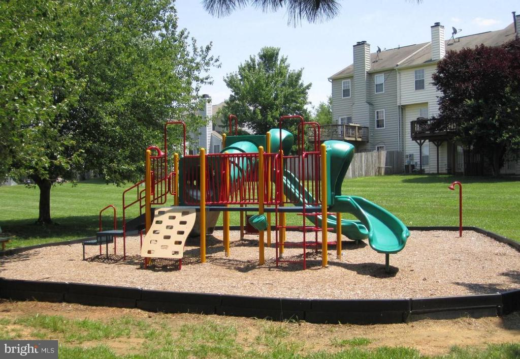 One of Two Playgrounds - 5 WEXWOOD CT, STAFFORD
