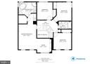 Upper Level Floor Plan - 6806 HATHAWAY ST, SPRINGFIELD