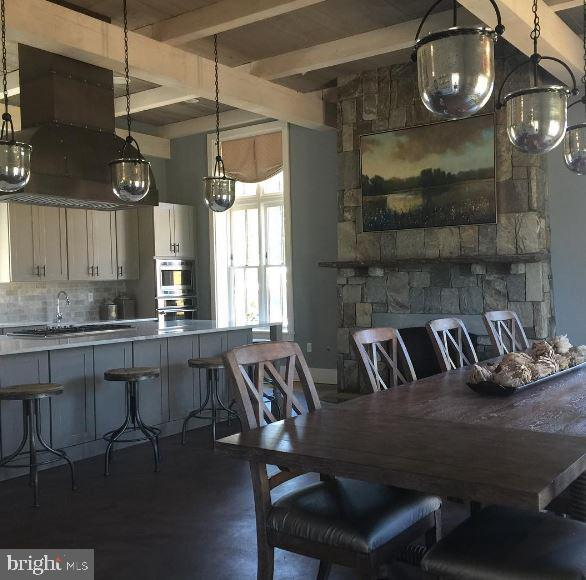 The Social Kitchen for residents to enjoy - 17462 SPRING CRESS DR, DUMFRIES