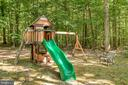 Newer play area - 41 KESTRAL LN, FREDERICKSBURG