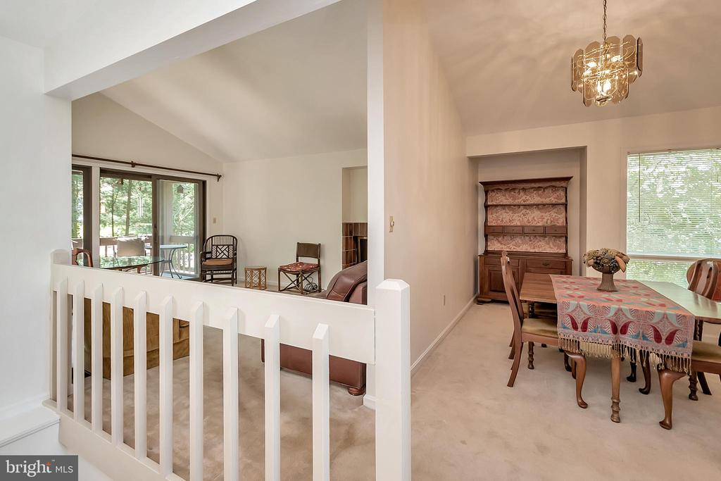 Living & Dining Rooms - 417 LAKEVIEW PKWY, LOCUST GROVE
