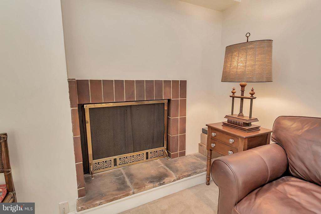 Corner Fireplace - 417 LAKEVIEW PKWY, LOCUST GROVE