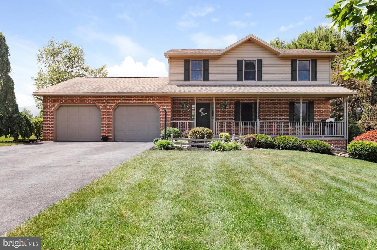Single Family Homes for Sale at St. Thomas, Pennsylvania 17252 United States
