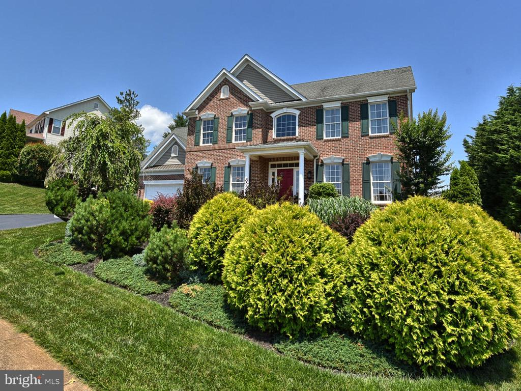and nice landscaping - 206 LAYLA DR, MIDDLETOWN