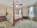 Every bedroom has a fan - 206 LAYLA DR, MIDDLETOWN