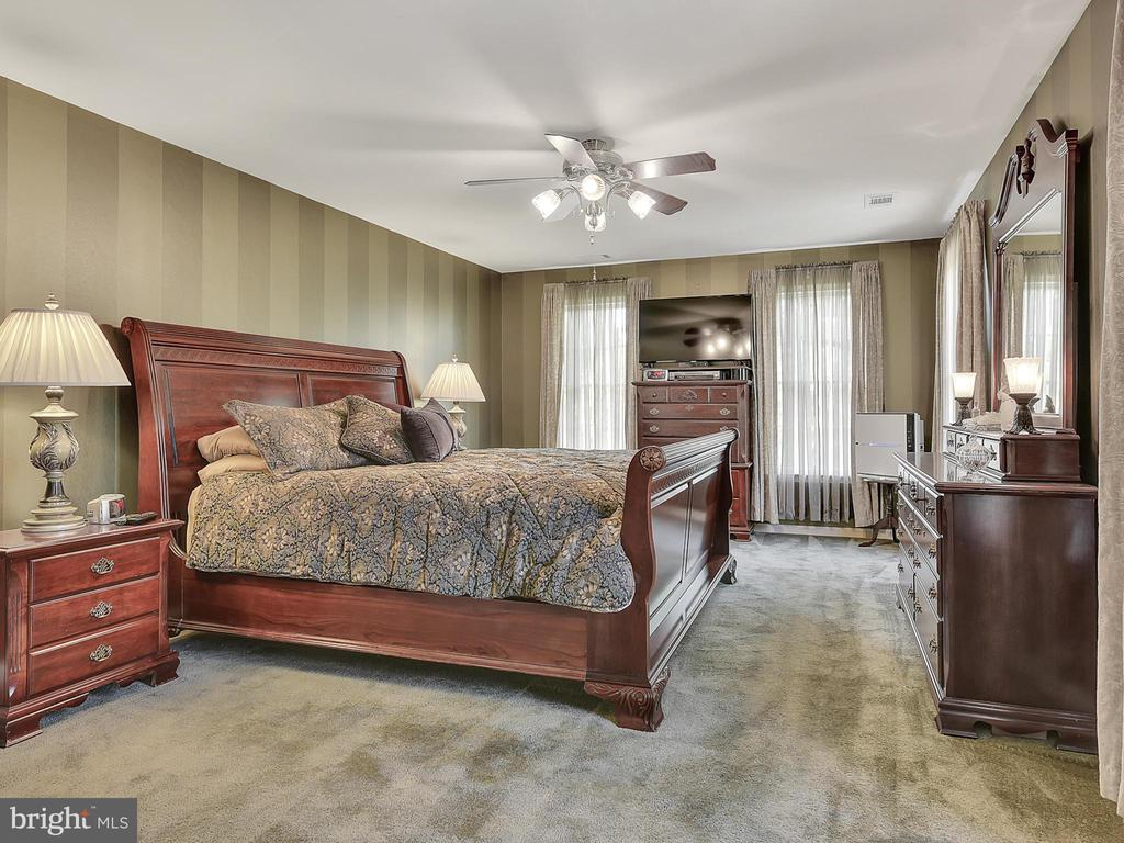 Very spacious master bedroom - 206 LAYLA DR, MIDDLETOWN