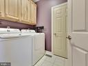 ...and a a very convenient main level laundry - 206 LAYLA DR, MIDDLETOWN