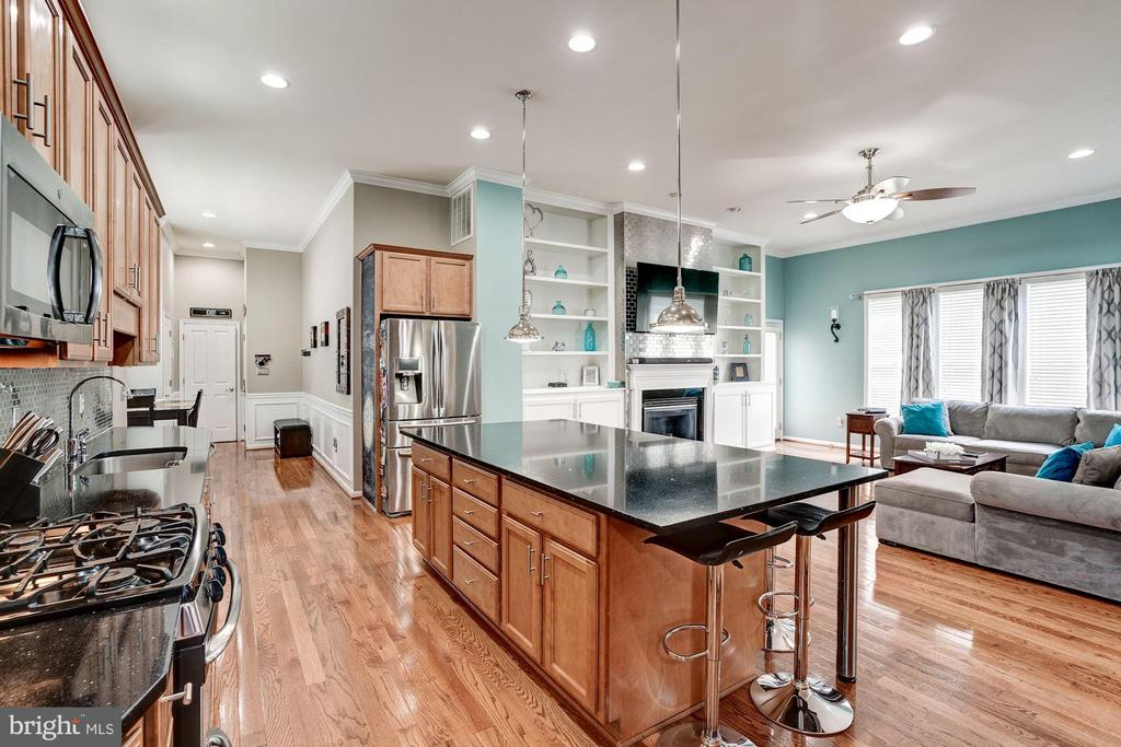 an entertainers delight! - 25046 MINERAL SPRINGS CIR, ALDIE
