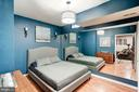 LL bedroom eqp'd for ballet/dance studio/fitnss rm - 25046 MINERAL SPRINGS CIR, ALDIE