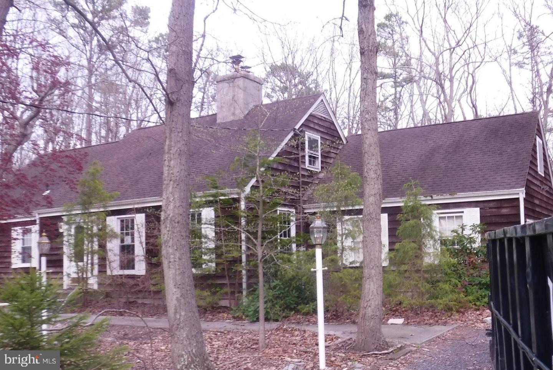 Single Family Homes för Försäljning vid Clarksburg, New Jersey 08510 Förenta staterna