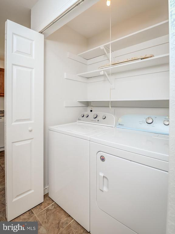 Laundry Room - 1219 DEWBERRY DR, FREDERICKSBURG