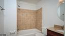 Master Bathroom - 1219 DEWBERRY DR, FREDERICKSBURG