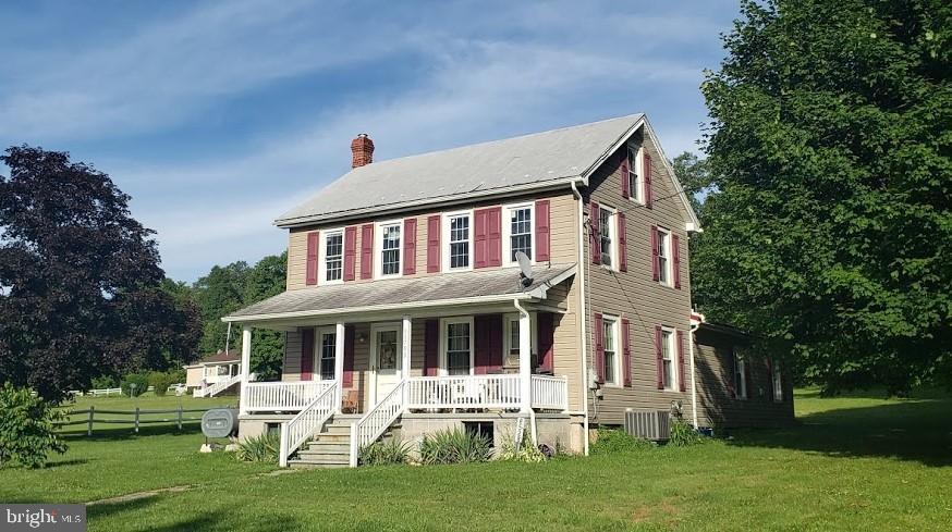 Single Family Homes für Verkauf beim Mifflin, Pennsylvanien 17058 Vereinigte Staaten