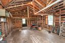 Old fashioned built garage - 7088 LOUISIANNA RD, LOCUST GROVE