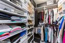 Huge walk-in closet! - 12079 KINSLEY PL, RESTON