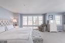 Large master bedroom! - 12079 KINSLEY PL, RESTON