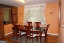 Dining Room - 3807 24TH AVE, TEMPLE HILLS