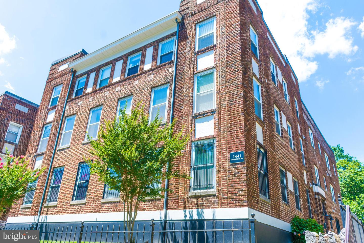 1441 NW SPRING ROAD NW 304, WASHINGTON, District of Columbia