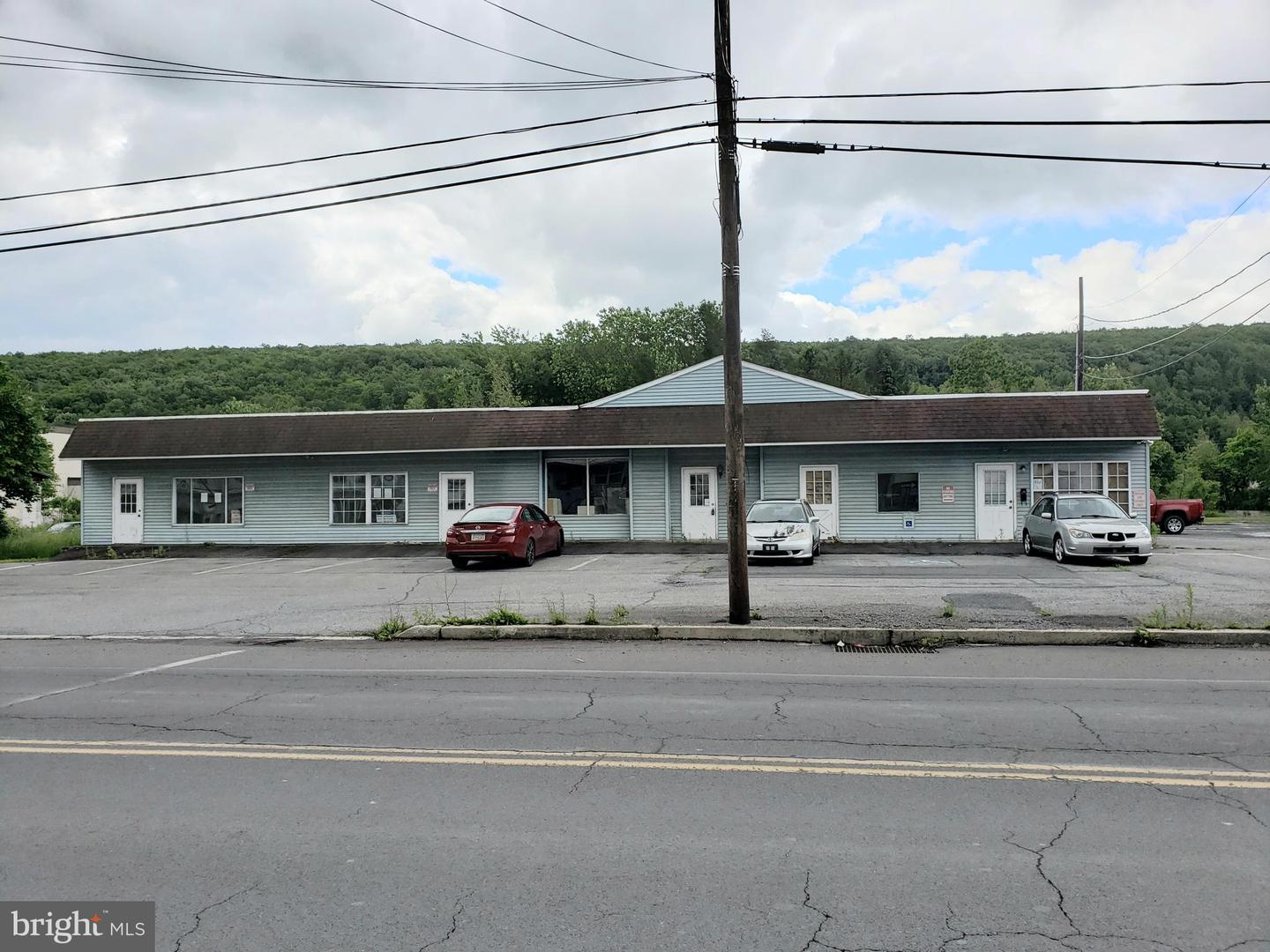 Retail for Sale at Mahanoy City, Pennsylvania 17948 United States
