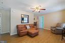 Living Room - 28418 LAUREL CANYON BLVD, RHOADESVILLE