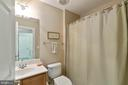 Second Bathroom - 15233 BRIER CREEK DR, HAYMARKET