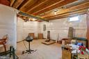 Unfinished Space - 15233 BRIER CREEK DR, HAYMARKET