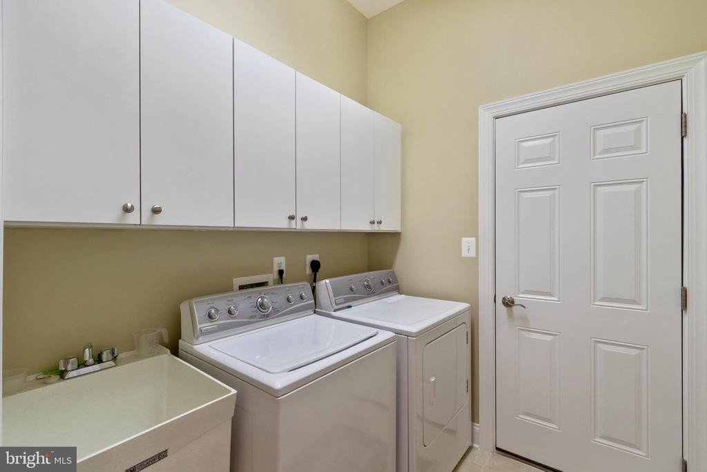 Laundry Room - 15233 BRIER CREEK DR, HAYMARKET