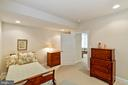 Lower Level Third Bedroom - 15233 BRIER CREEK DR, HAYMARKET