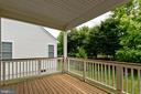 Covered Porch - 15233 BRIER CREEK DR, HAYMARKET