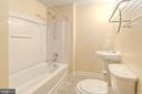 Basement  bathroom - 84 WALNUT FARMS PKWY, FREDERICKSBURG