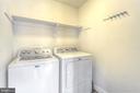 Laundry - 84 WALNUT FARMS PKWY, FREDERICKSBURG