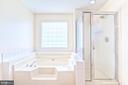 Master bathroom - 84 WALNUT FARMS PKWY, FREDERICKSBURG