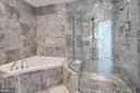 Master Spa Bath - 1881 N NASH ST #2009, ARLINGTON