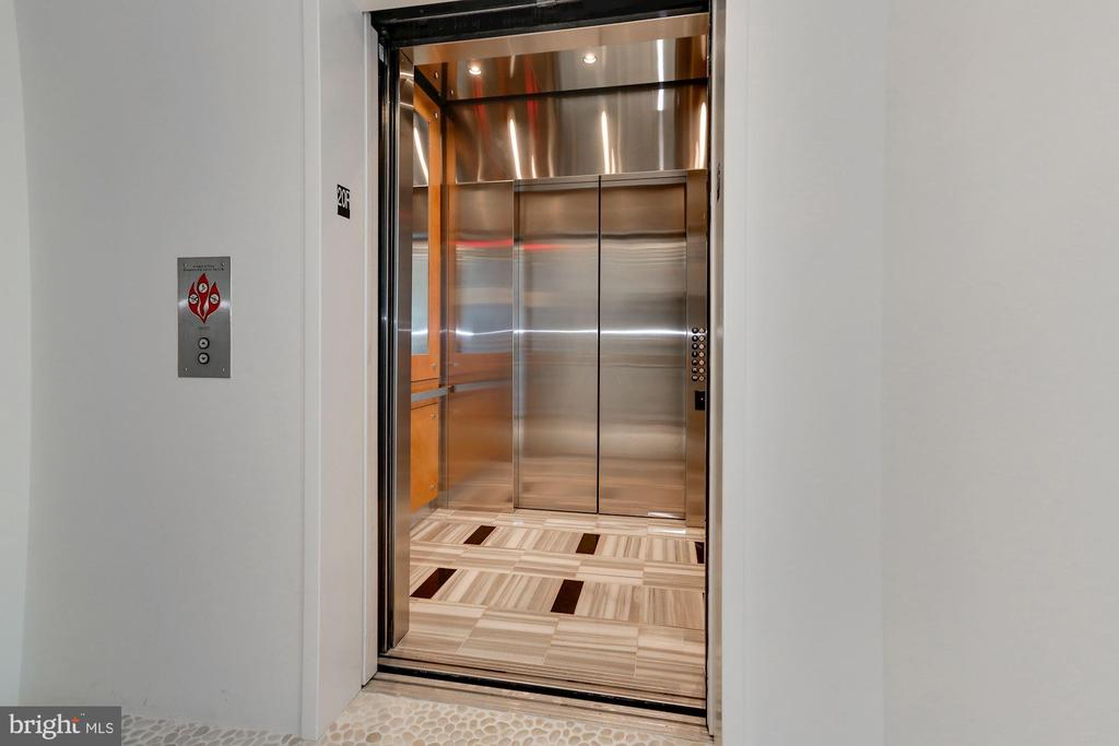 Elevator Foyer - 1881 N NASH ST #2009, ARLINGTON